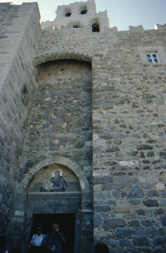 Patmos, Monastery of St. John