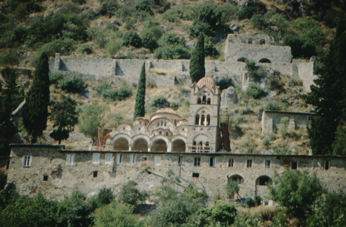 Greek Middle Ages: Mystras