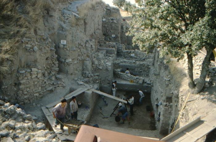 Troy, excavations