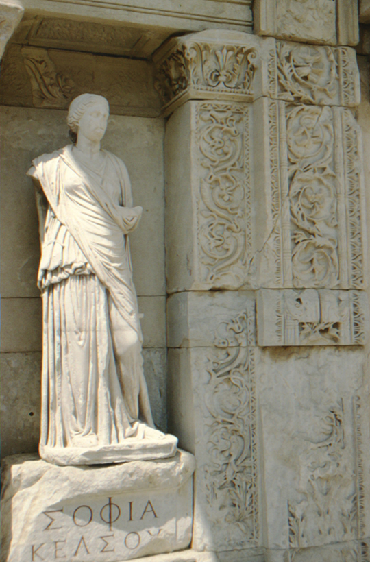 Ephesus, goddess