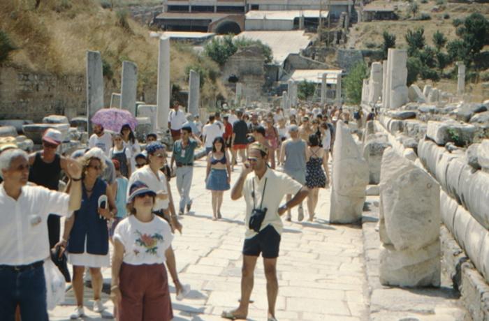Ephesus, boulevard