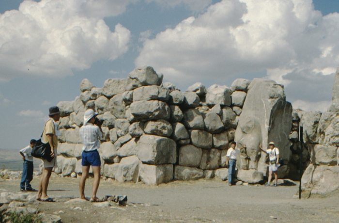 Hattusa, Lion Gate