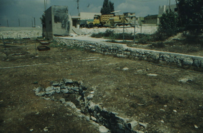 Gerizim, modern place of sacrifice