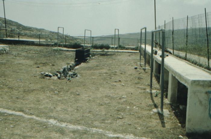 Gerizim, modern place of sacrifice