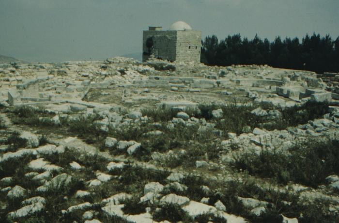 Gerizim, Samaritan mosque