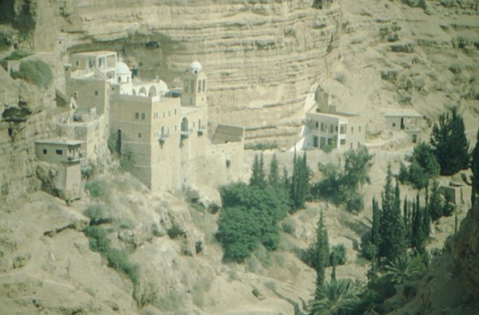 Israel, St. George's Monastery
