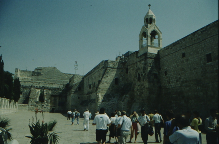 Bethlehem, Church of the Nativity