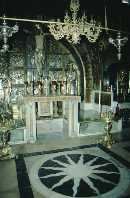 Jerusalem, Church of the Holy Sepulchre