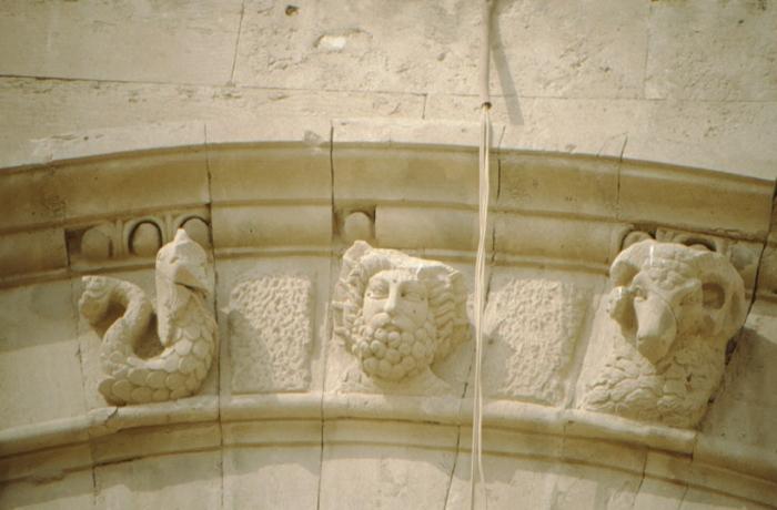 Hatra, arched gateway