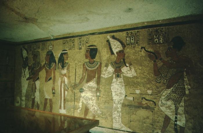 Thebes West, Tutankhamun's tomb