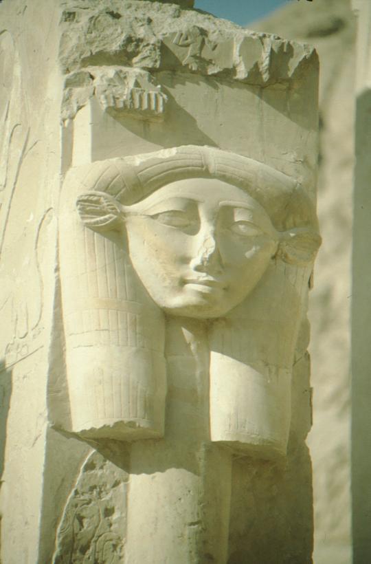 Thebes West, Hatshepsut