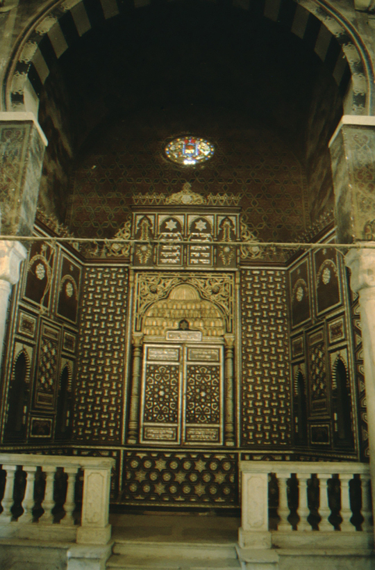 Cairo, old synagogue