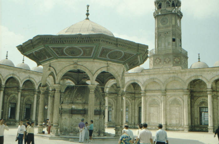 Cairo, Mohammed Ali Mosque