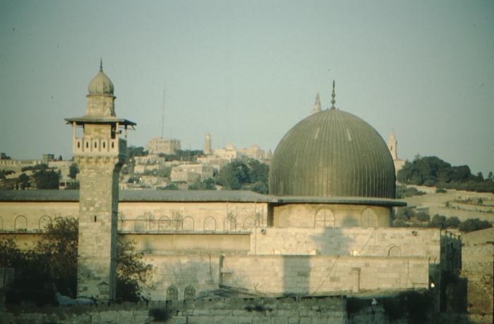 Jerusalem, Al-Aqsa Mosque