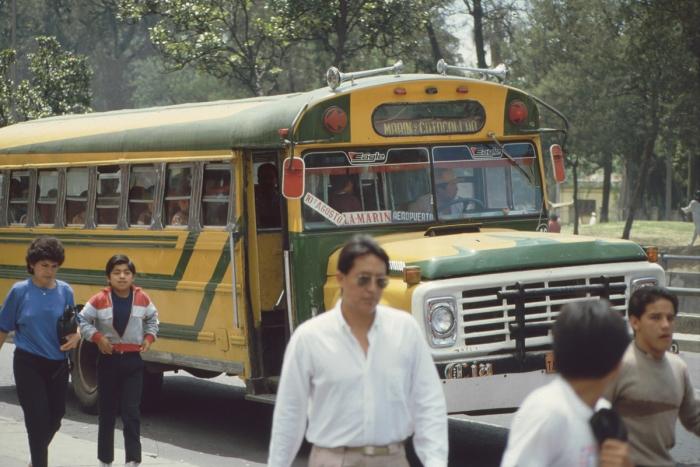 Quito, Ecuador, 1989